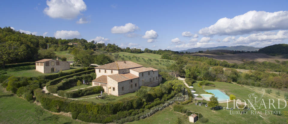 wonderful agritourism resort for sale in casole d'elsa
