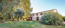 wonderful villa with a park in pietrasanta