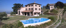 luxurious villa for sale in pavia