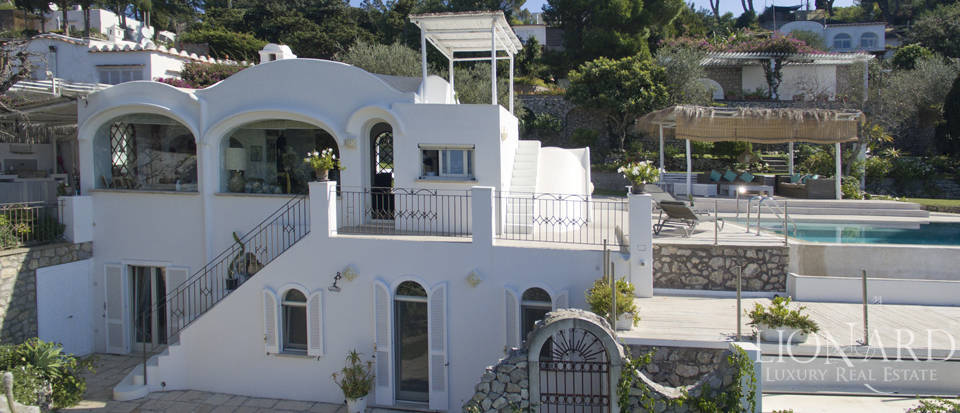 Villa for sale in Capri Image 20