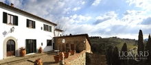 property in italy luxury home chianti jp