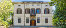 historical villa for sale among empoli s hills