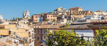 wonderful penthouse for sale in rome's historical centre