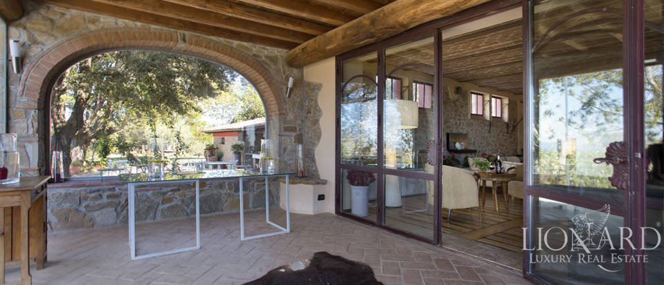 Luxury villa with swimming pool in Maremma Image 29