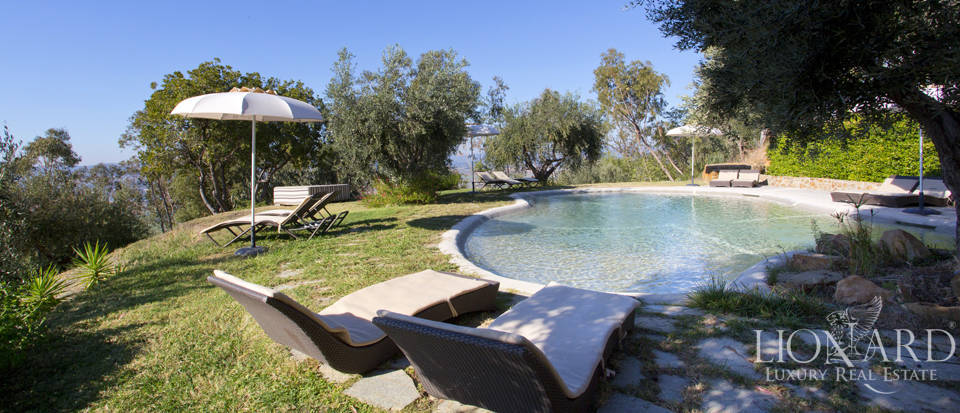 Luxury villa with swimming pool in Maremma Image 13