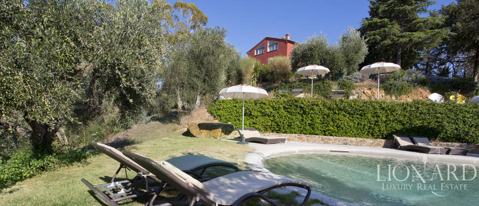 Luxury villa with swimming pool in Maremma Image 8