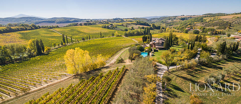 Agritourism resort for sale in montepulciano Image 3