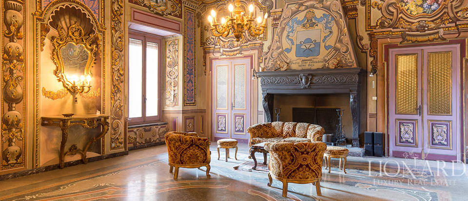 Magnificent castle for sale in Lombardy Image 16