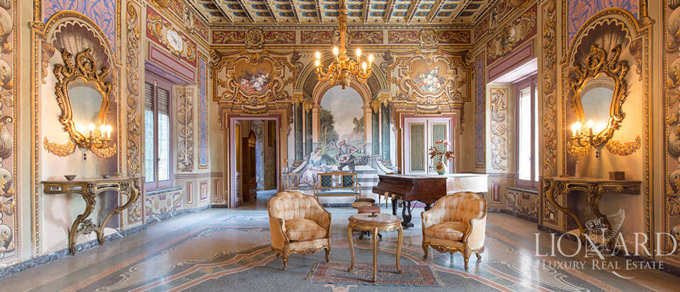 Magnificent castle for sale in Lombardy Image 15