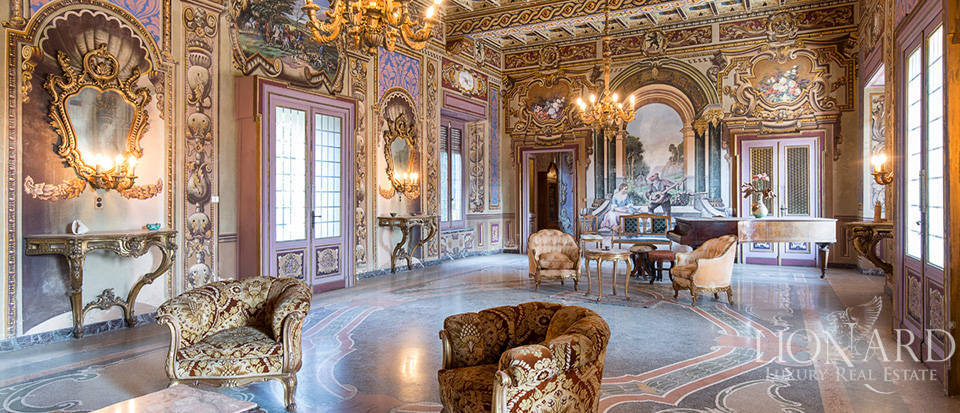 Magnificent castle for sale in Lombardy Image 19