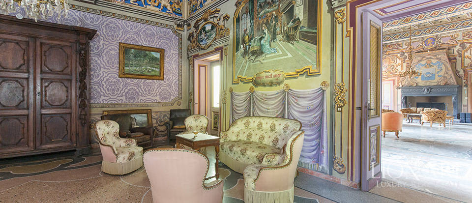 Magnificent castle for sale in Lombardy Image 32