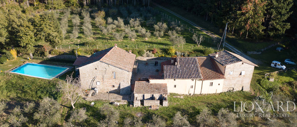 tuscan farmhouse for sale near florence