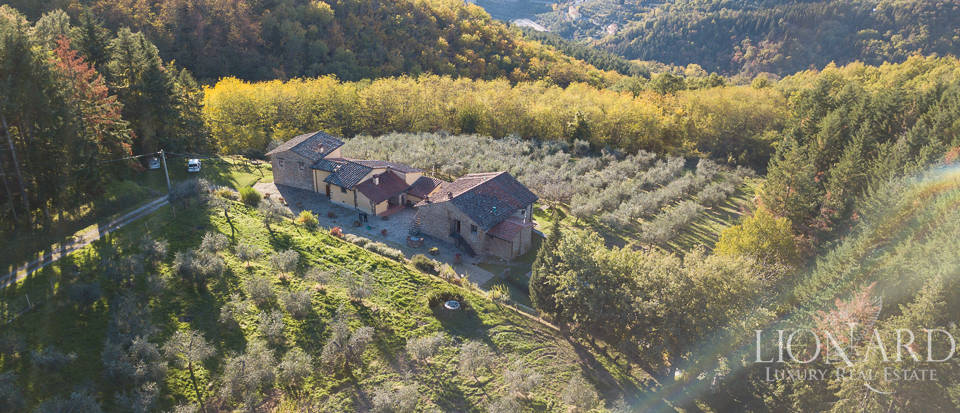 Farmstead with swimming pool for sale in Florence Image 4