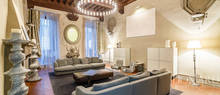 magnificent luxury apartment in florence