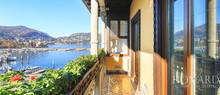 penthouse with a wonderful view for sale in como