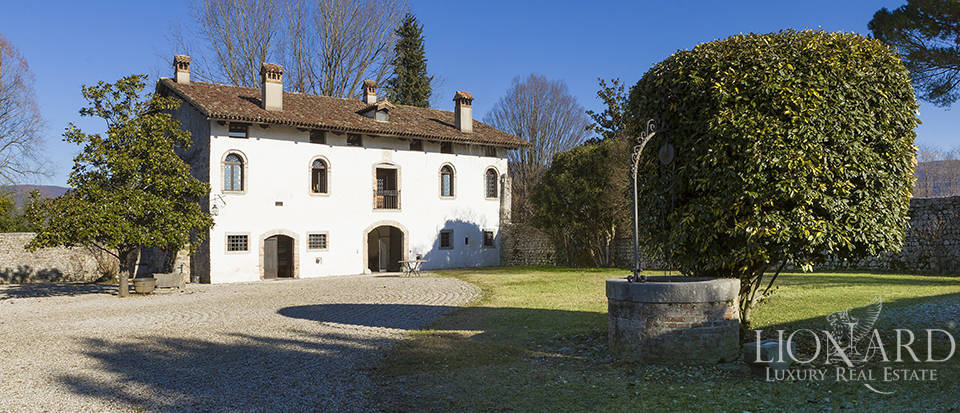 Historical property for sale in Friuli Image 1