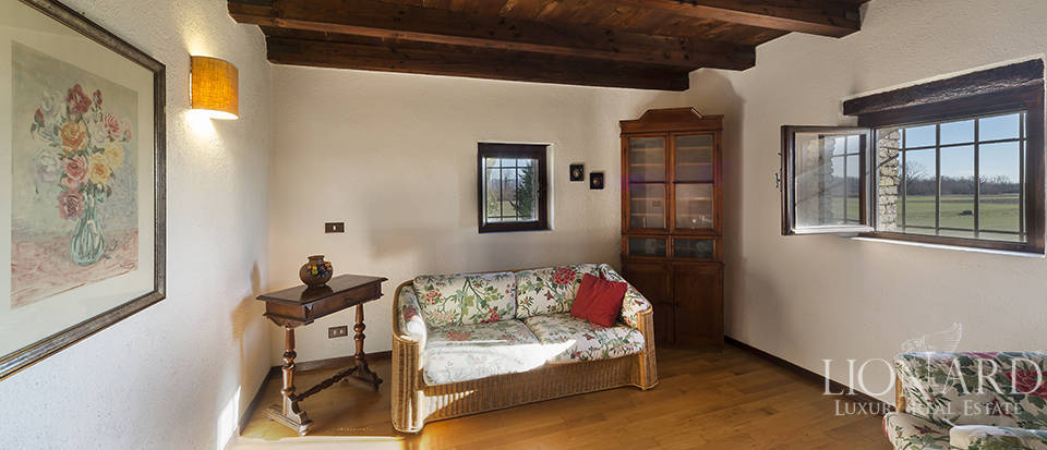 Historical property for sale in Friuli Image 38