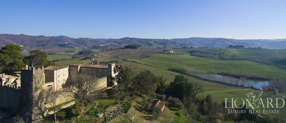 enchanted castle for sale in perugia