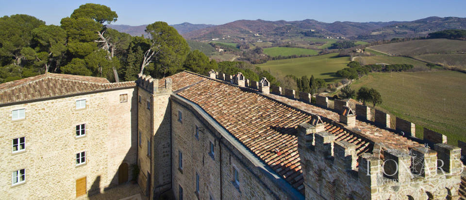 Centuries-old castle for sale in Umbria Image 13