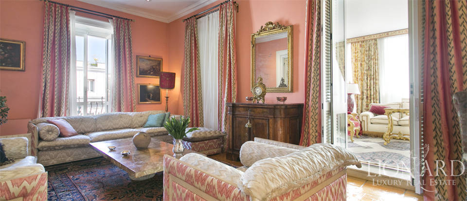 Luxurious penthouse for sale in Rome Image 6