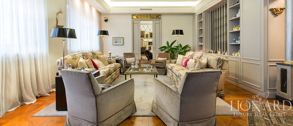 luxurious apartment for sale in brera milan