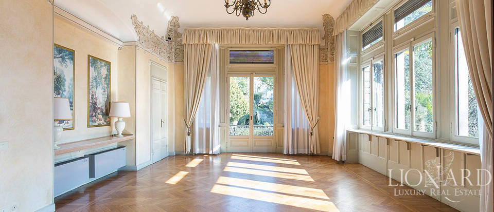 Wonderful Art-nouveau villa for sale near Bergamo Image 28
