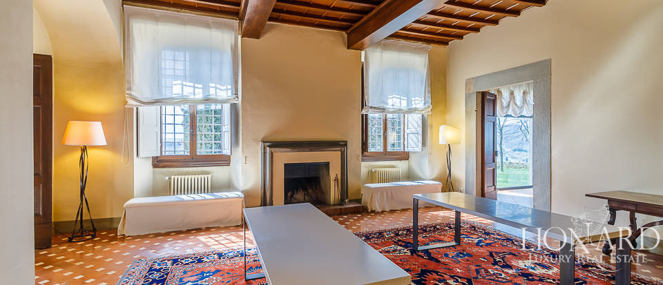 Villa for sale in Florence Image 48
