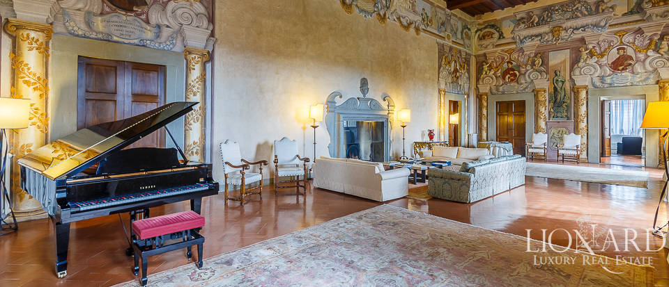 Villa for sale in Florence Image 23
