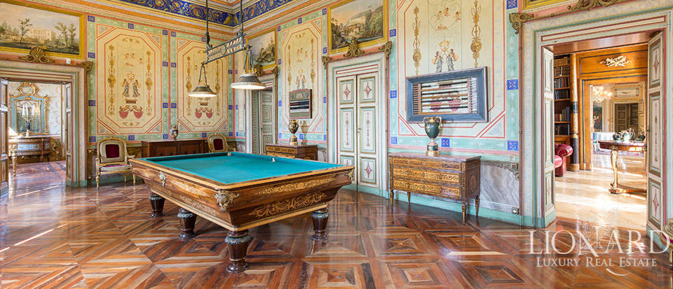 Historical villa in Turin for sale Image 26