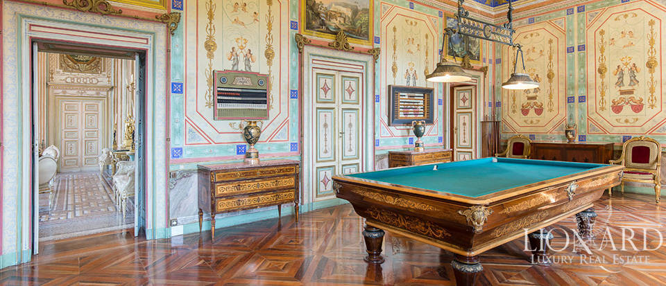 Historical villa in Turin for sale Image 29