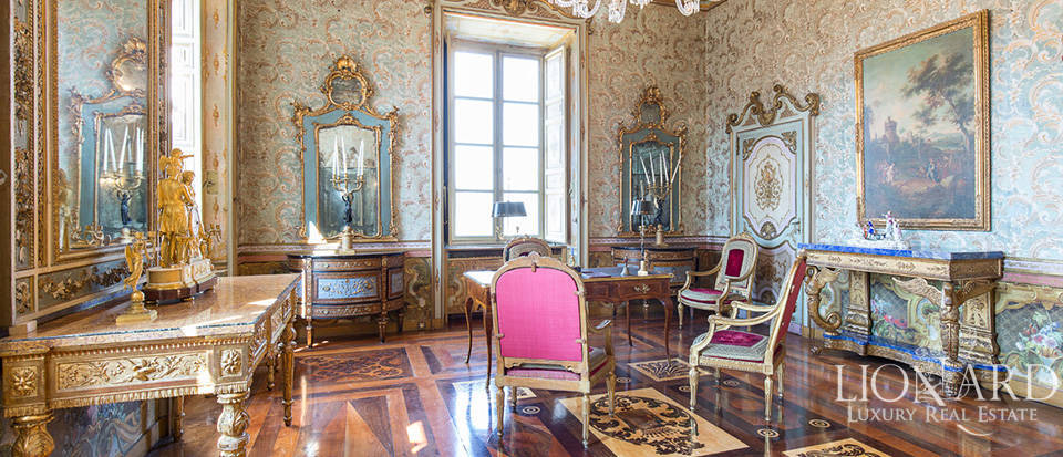 Historical villa in Turin for sale Image 39