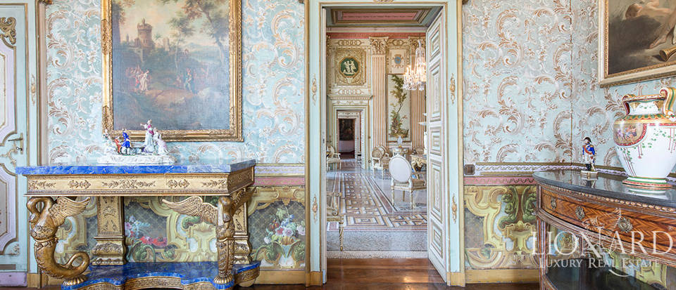 Historical villa in Turin for sale Image 31