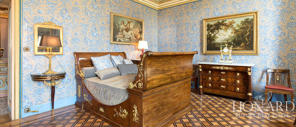 Historical villa in Turin for sale Image 49