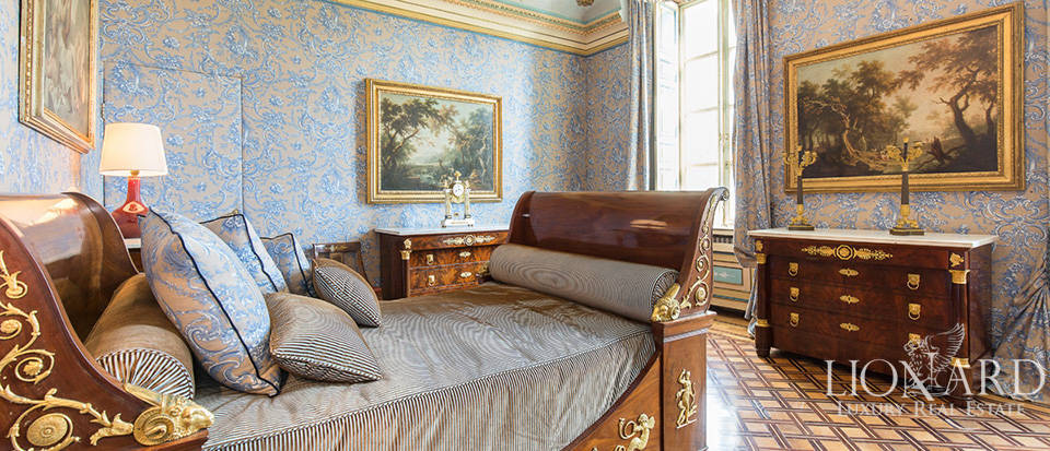Historical villa in Turin for sale Image 50