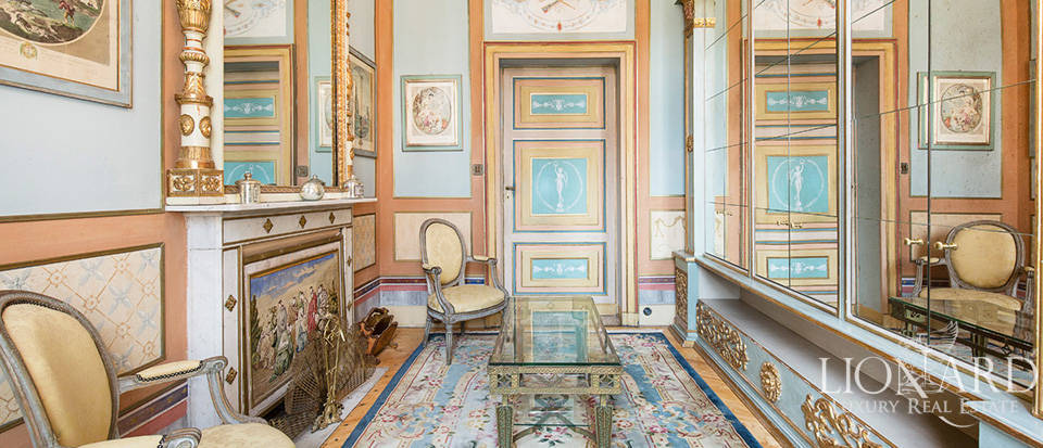 Historical villa in Turin for sale Image 51
