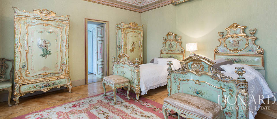 Historical villa in Turin for sale Image 52