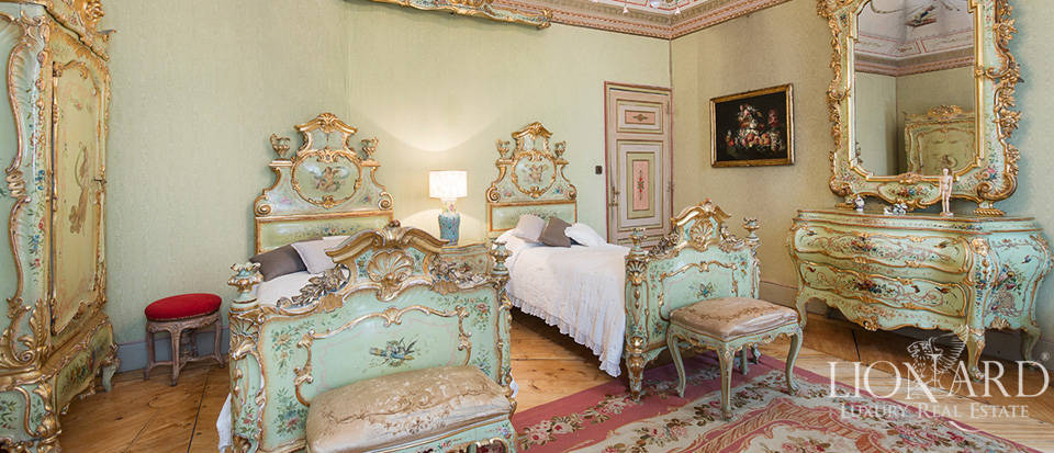 Historical villa in Turin for sale Image 53