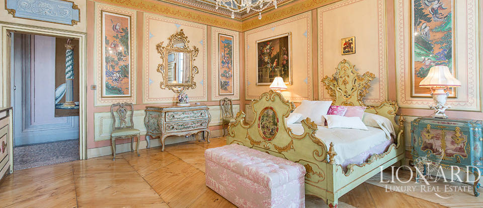 Historical villa in Turin for sale Image 62