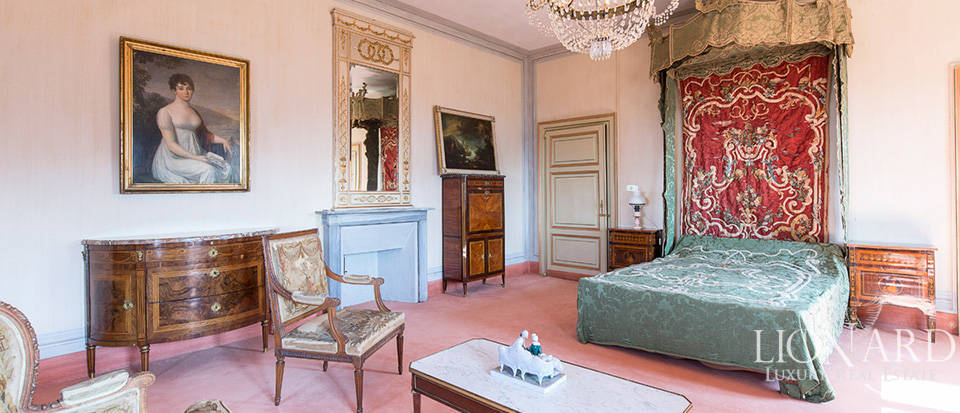 Historical villa in Turin for sale Image 68
