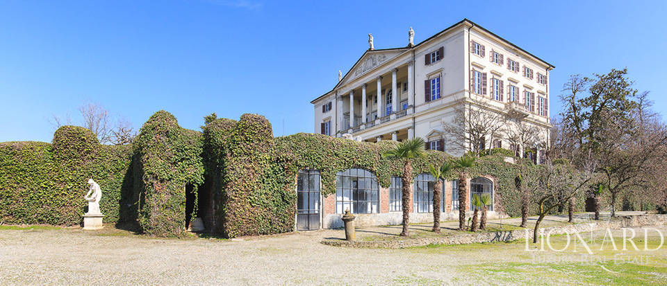 Historical villa in Turin for sale Image 13
