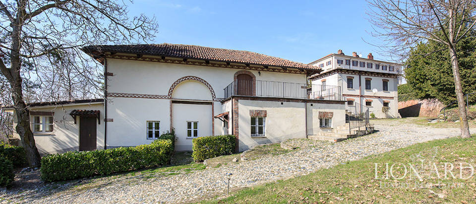 Historical villa in Turin for sale Image 15