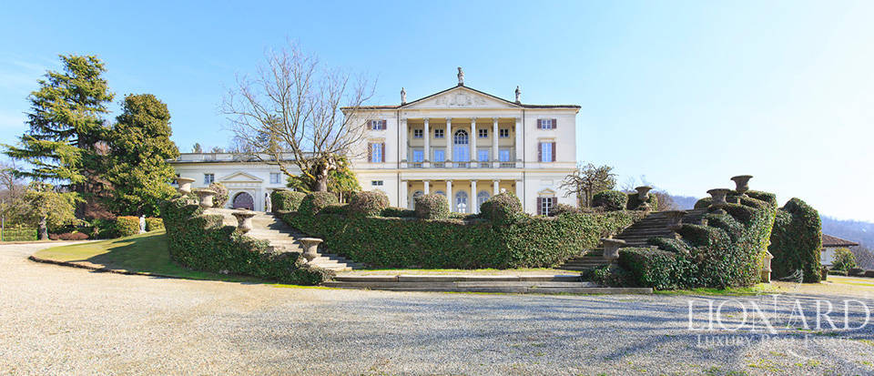 Historical villa in Turin for sale Image 9