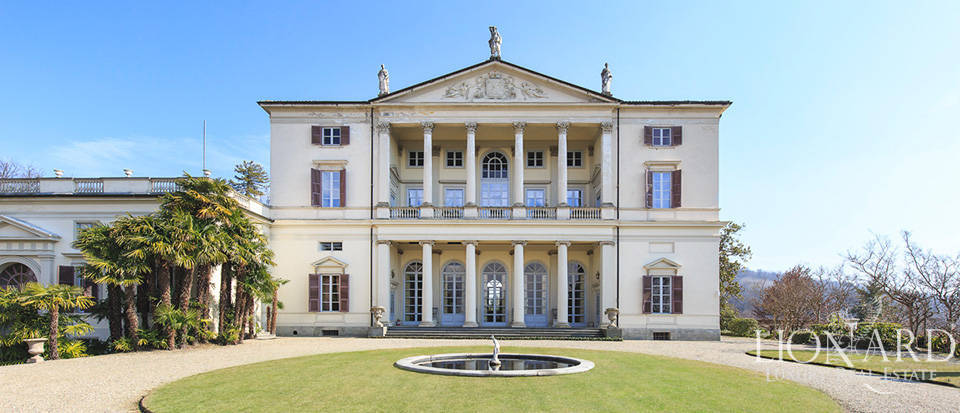 Historical villa in Turin for sale Image 2