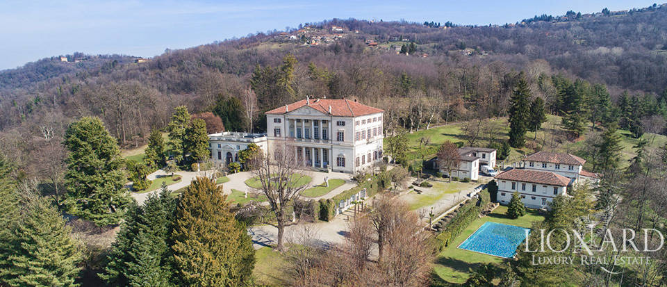 Historical villa in Turin for sale Image 6