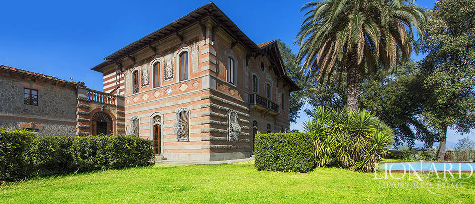 historical villa for sale in the province of pistoia