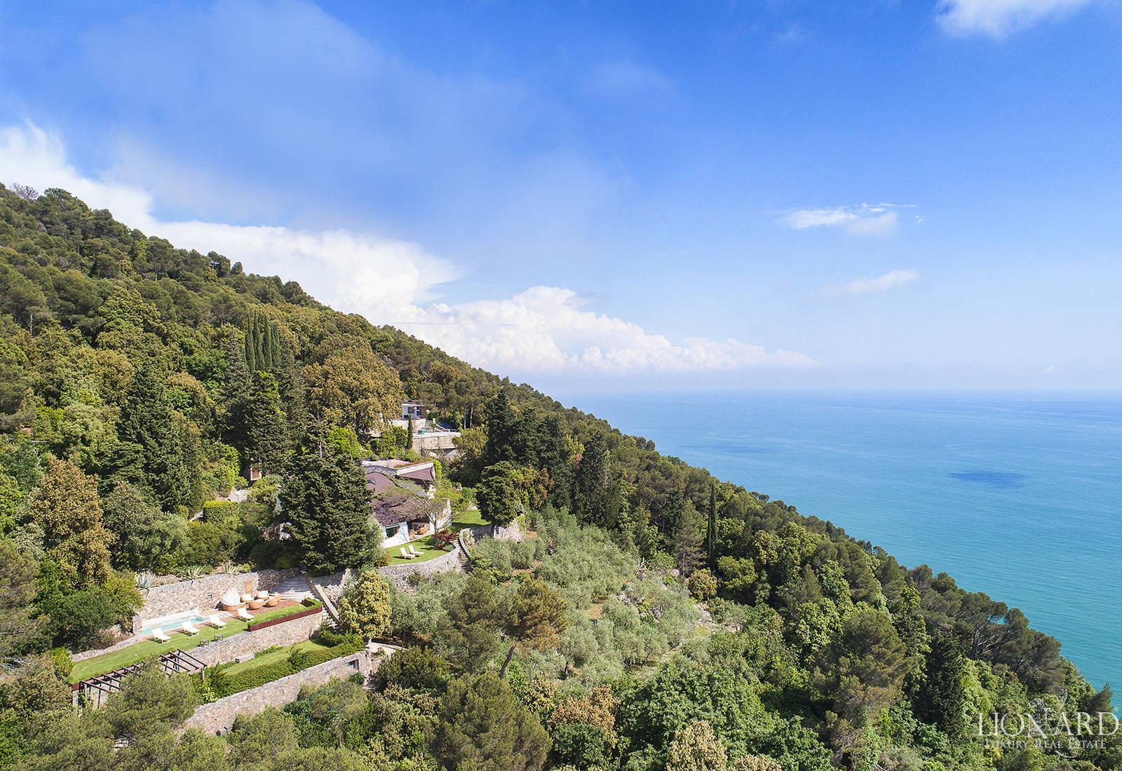 Villa for sale by Lerici's sea