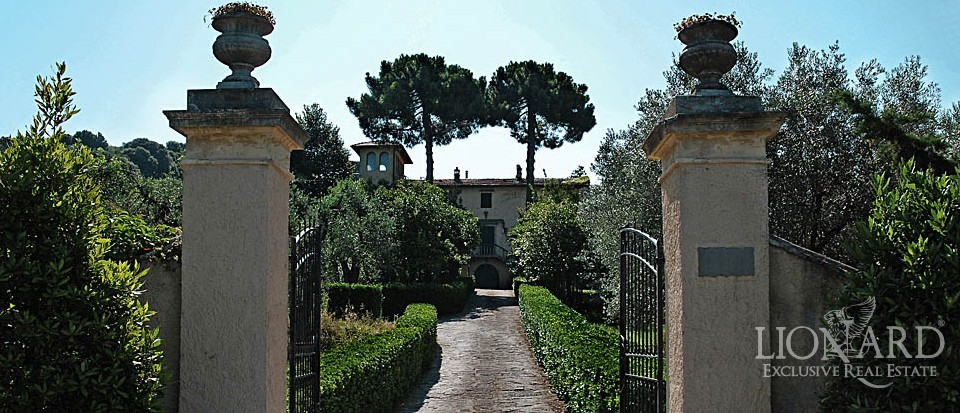 luxury property toscana kysten
