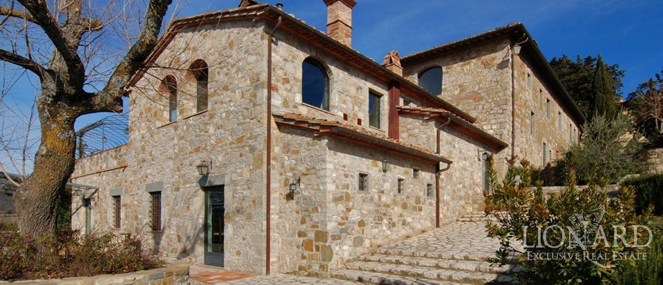 luxury properties in tuscany villas in italy