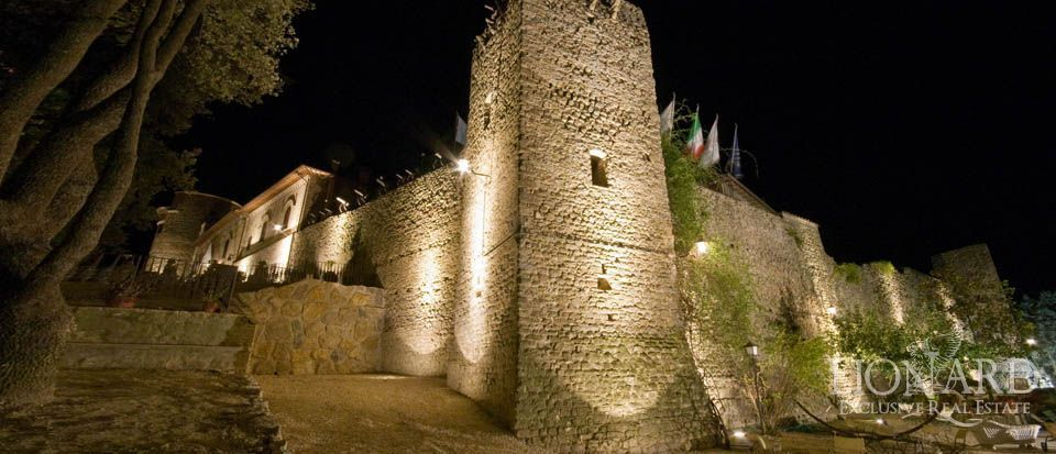 Castle in Umbria