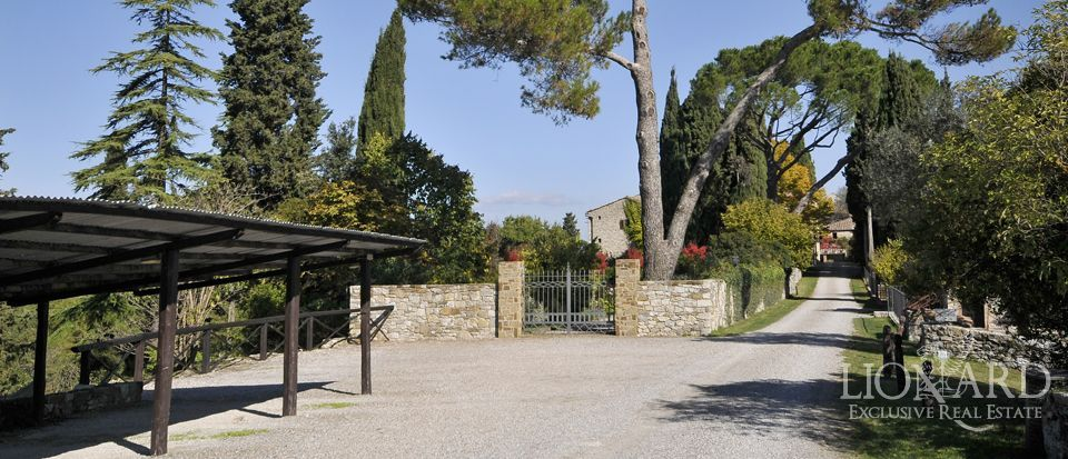 tuscan villas italy homes for sale